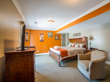 Image for Creekside Latitude King Suite & Patio