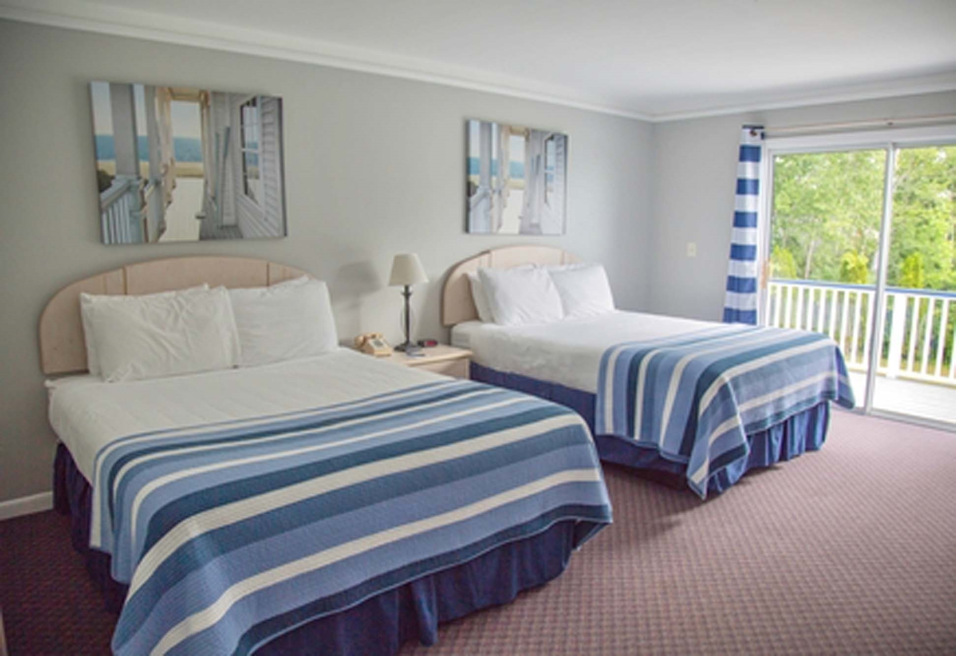 Image for Motel Room, 2 Queen Beds