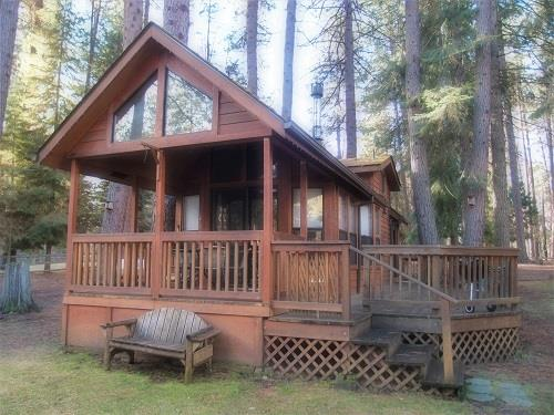 Image for Aspen - Riverfront Cabin