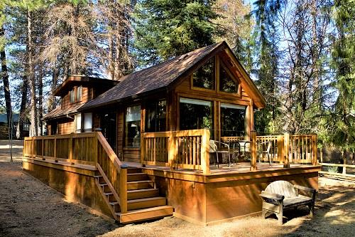 Image for River View - Riverfront Cabins