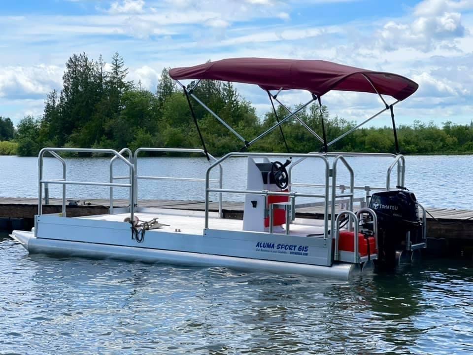 Image for 35)pontoon 2 Pontoon 2