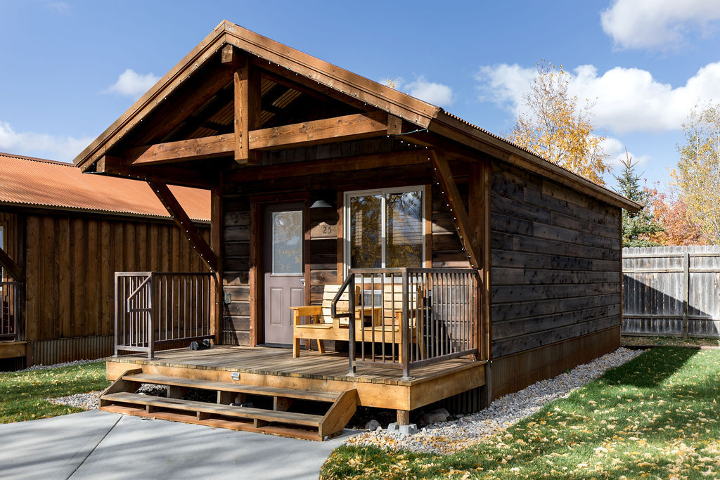 Image for Teton Double Queen Cabin