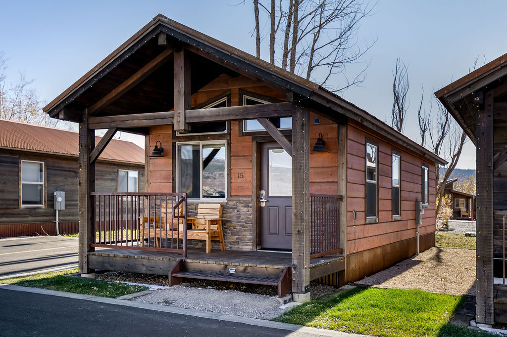 Image for Grand Teton Queen Cabin