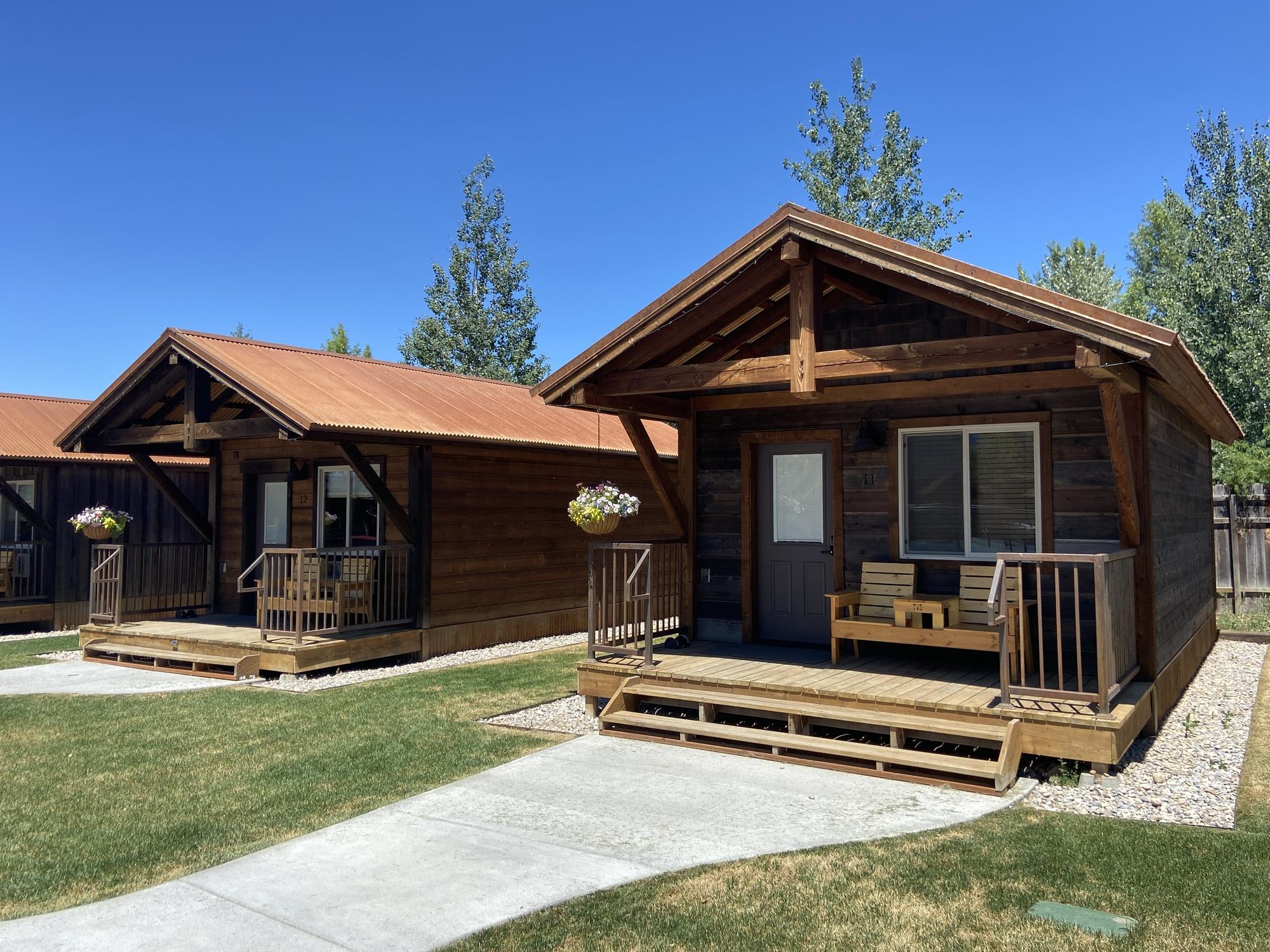 Image for Teton Queen Cabin