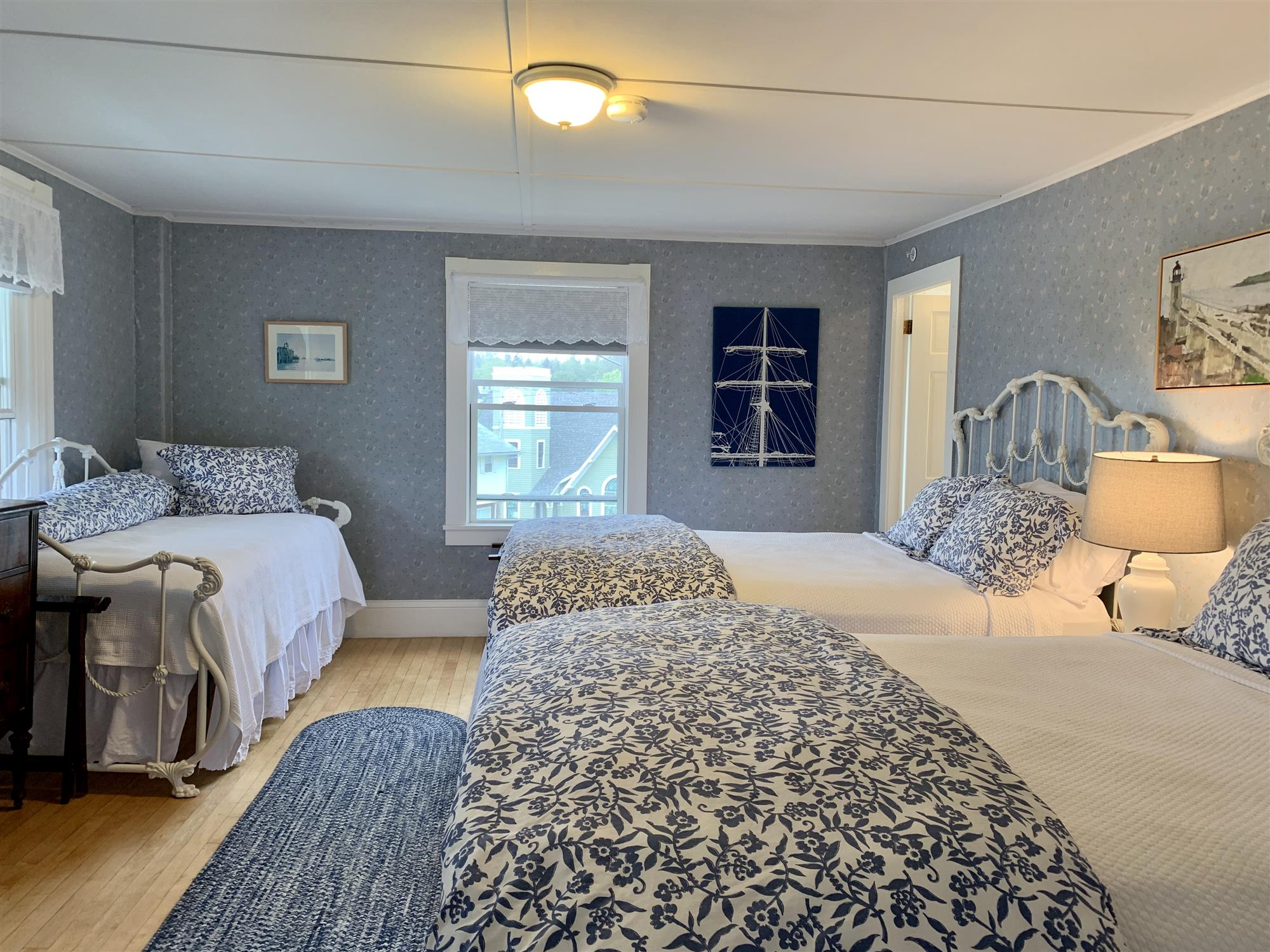 Image for 15) Teel Island (Room 1) at Ocean House