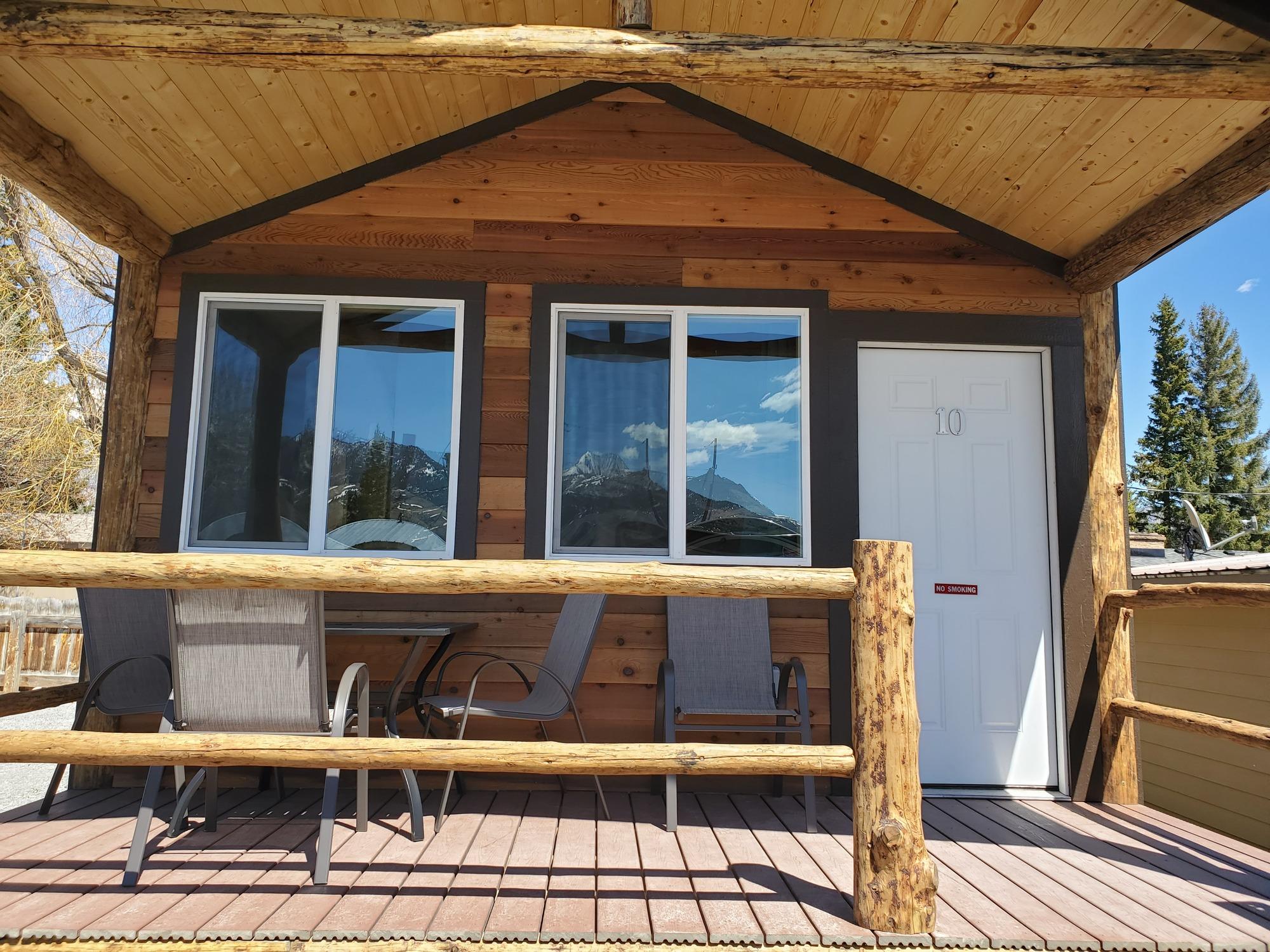 Image for Borah Summit Cabin