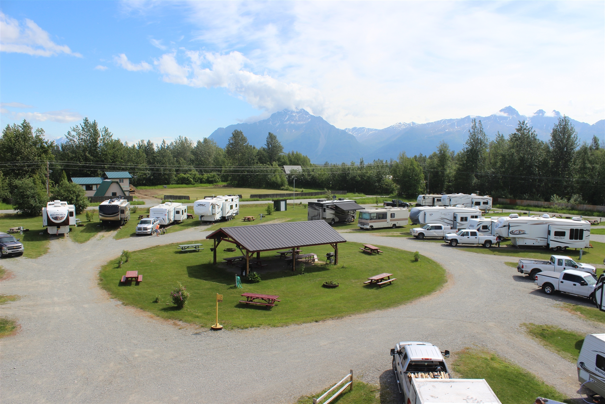 Image for Standard Dry RV Sites 50'