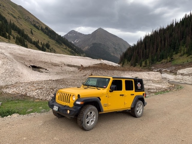 Image for JY) Jeep Rental - Yellow