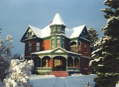 bed and breakfast bozeman mt