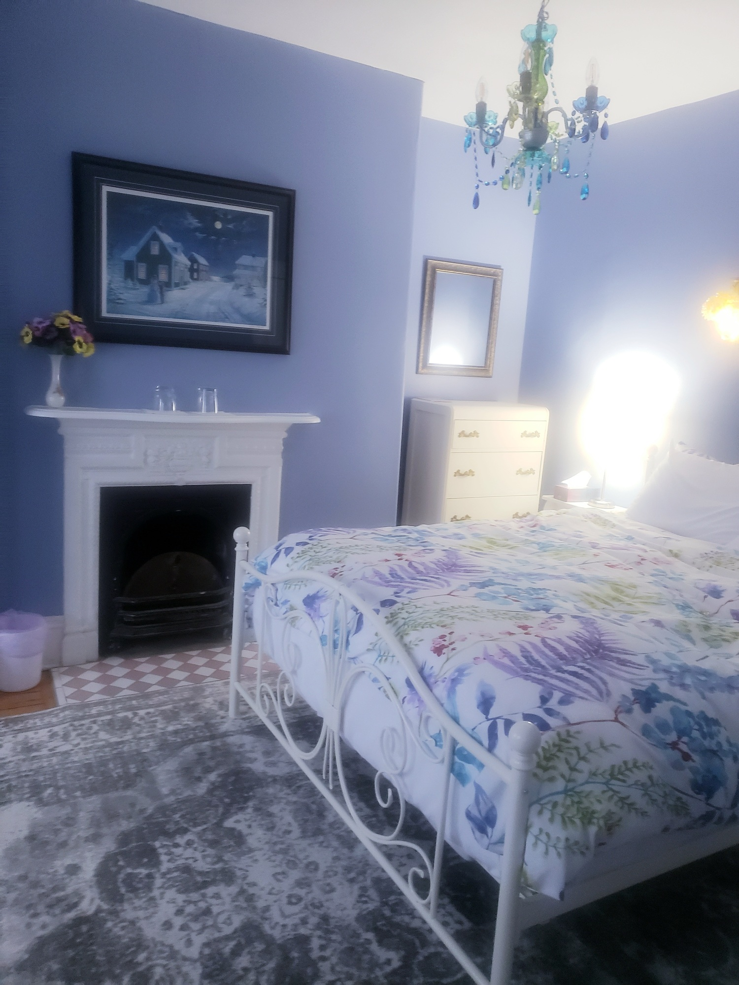 Image for 17) Plum Point - queen bed- ensuite bathroom