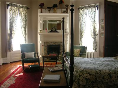 Image for Hammack-Moore Fireside Bedroom