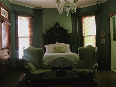 Image for Hammack-Moore Victorian Bedroom