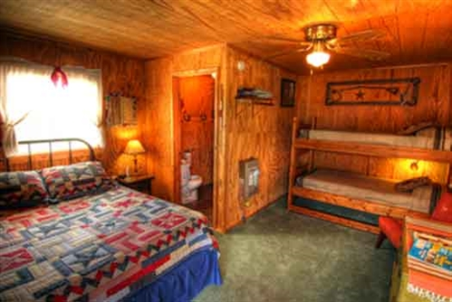 Image for Cabin 3- The Saddle Room