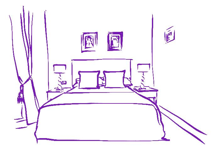 Image for Two Double Beds