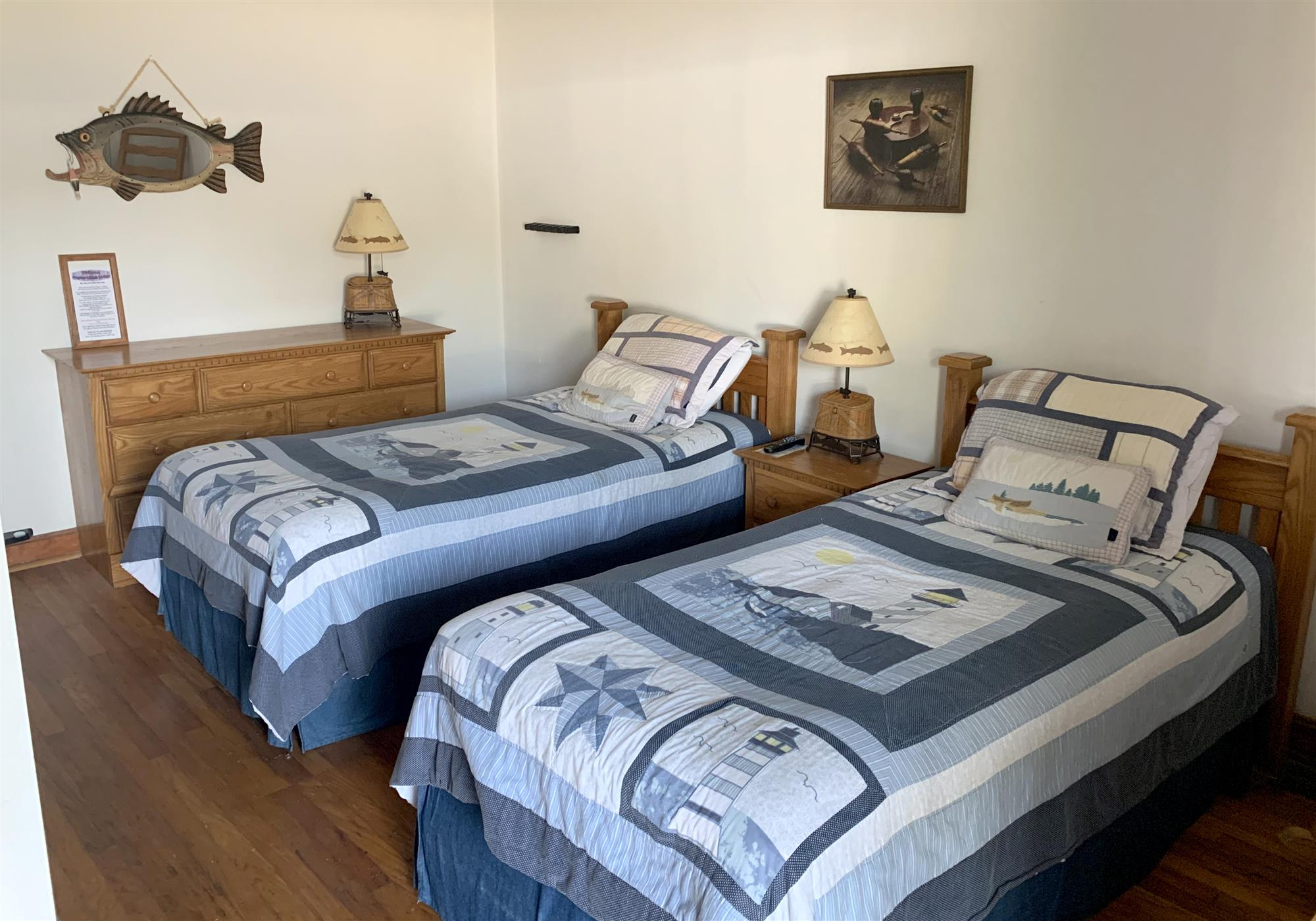 Image for Two Twin Beds
