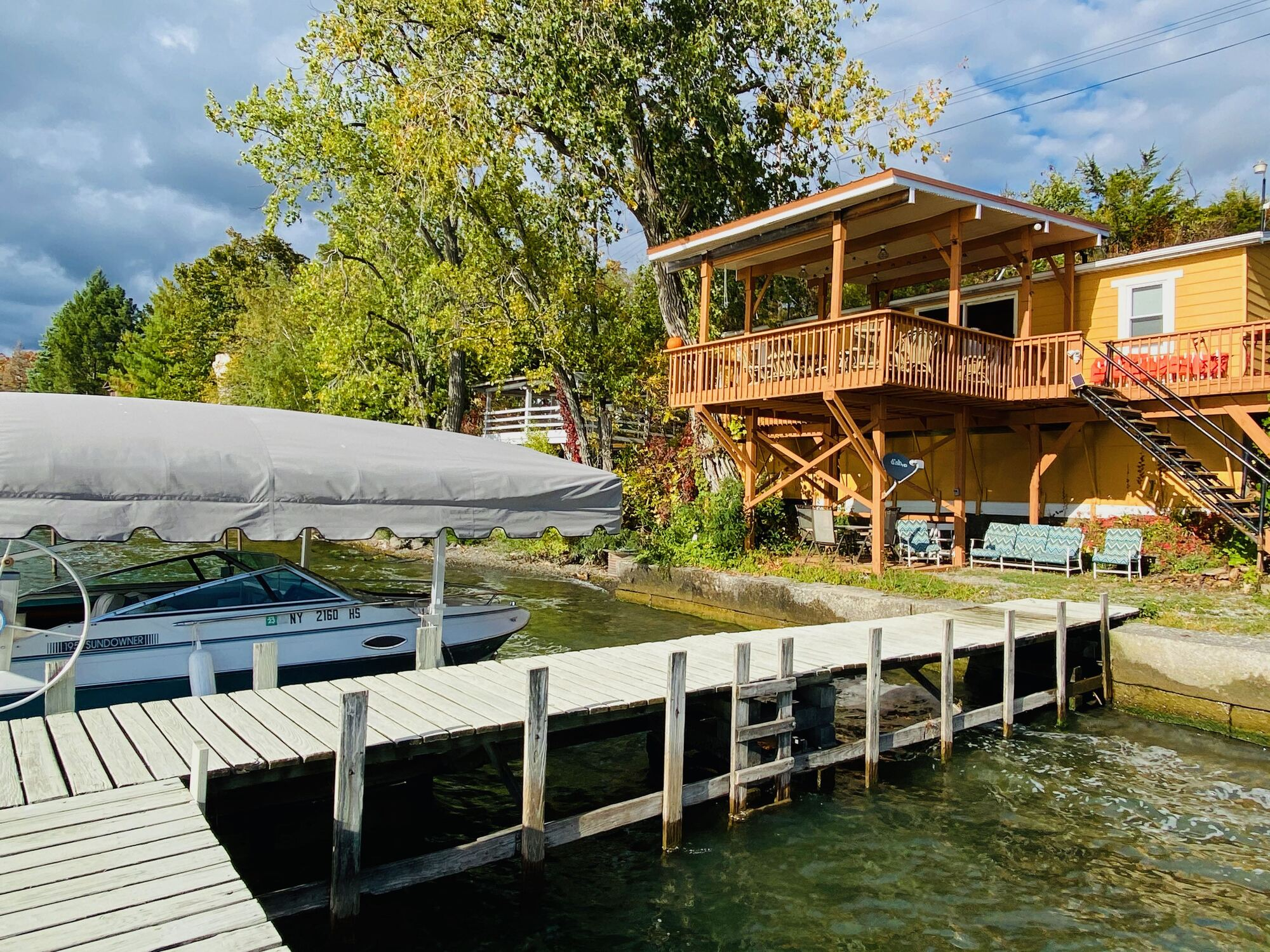 Image for HECK-OF-A-DECK LAKEHOUSE