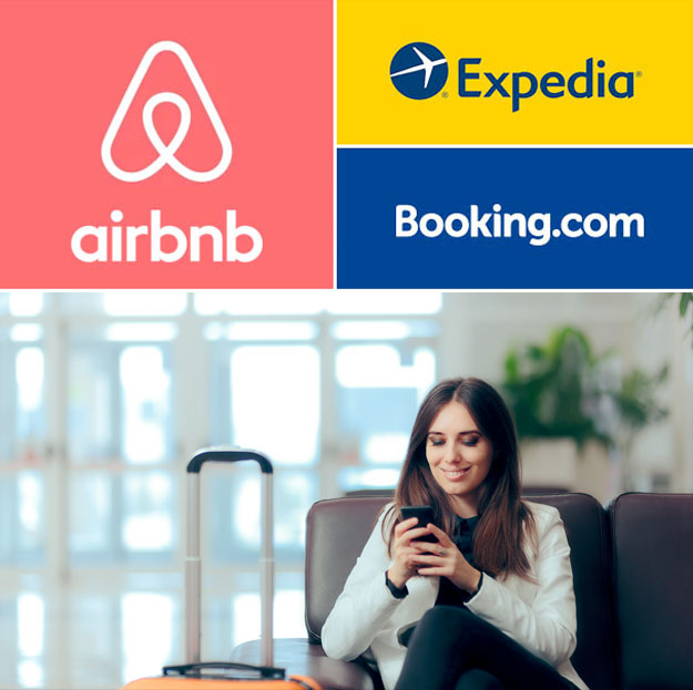 Direct Connect to Expedia, Booking com, and Airbnb