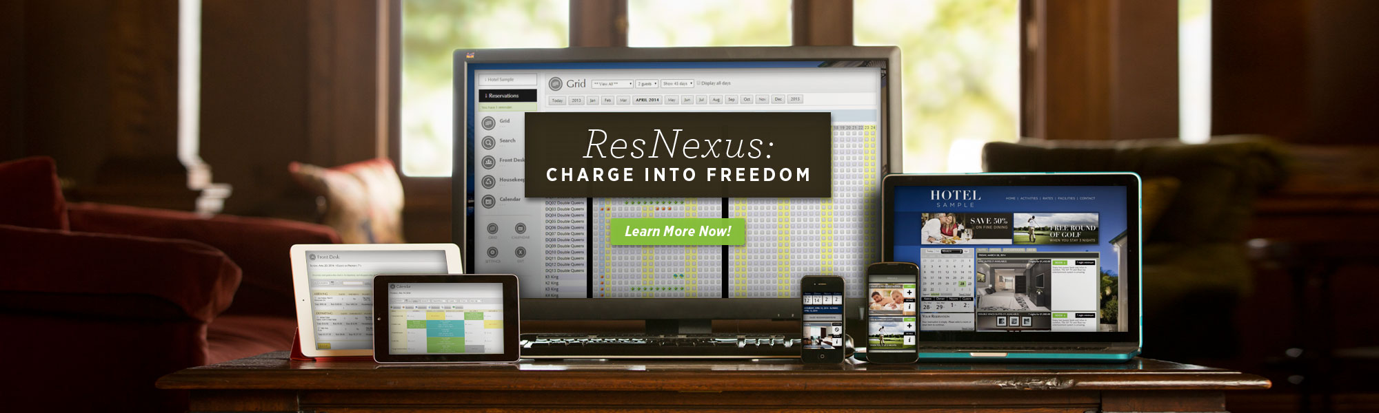 What's New in ResNexus